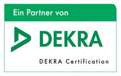 Dekra Logo Immobilienmakler