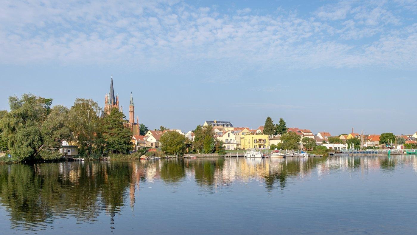 Immobilienmakler Werder Panoramabild